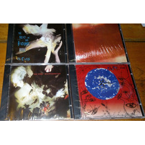 The Cure - Lote 4 Cd Nuevos Sellados Wish Kiss Me Head