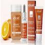 Kit X3 Vitamina C Crema+ Gel+ Reparador Antioxidante Idraet