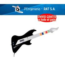 Guitarra Con Cable Ps2- Seisa Kx-g001