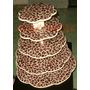 Torre De Cinco Bases Para Cupcakes, Muffins Estampada