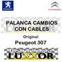 Palanca Cambios C/ Cables 307 100% Original Peugeot /citroen