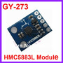 Magnetometro Hmc5883l Compas 3 Ejes Brujula Gy273 Arduino