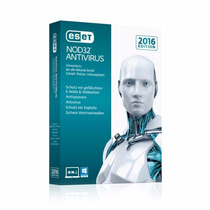 Eset Nod 32 Antivirus 2016 1 Pc Licencia Digital