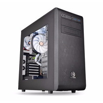 Gabinete Thermaltake Core V31 Refrigeración Liquida
