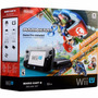 Wii U Nintendo 32 Gb Mario Kart 8 + Nintendo Land Nueva!!