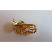 Pin Tuba Bañado En Oro 24k Future Primitive Usa