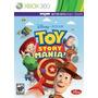 Toy Story Mania Xbox 360 - Nuevo Sellado - Mp - Envios