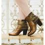 Botas Caño Corto. Hermosas Cuero!!!