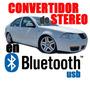Converti La Entrada Usb En Bluetooth Stereo Auto Universal