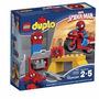 Lego Duplo Marvel Spider-man Web-bike Workshop #10607 Nuevo