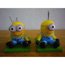 Souvenir Minions Porcelana Fría