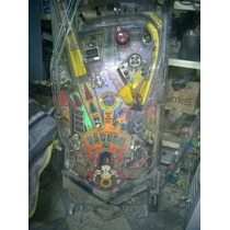 Playfield Flipper Pinball Elvira Muy Buen Estado