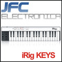 Controlador Irig Keys Teclado Mac Pc Ios E/ Gratis Cap Fed