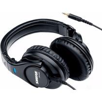 Auriculares Shure Srh440 Para Estudio Profesional