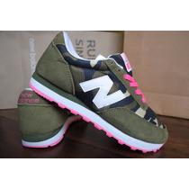 Zapatillas New Balance 501 Camufladas Fuxia