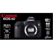 Canon 6d Body 2 Unidades Efectivo Stock Y Garantía