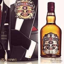 Whisky Chivas Regal 12 Años 750ml Berlin Bebidas