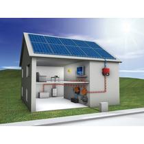 Grupo Electrógeno Solar Hissuma Solar Oro (mercadopago)
