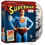 Dvd Adventures Of Superman Season 1,2,3,4 Nuevas