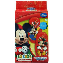 Involcable Mickye Mouse Con Cascabel