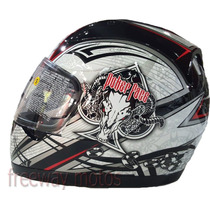 Casco Zeus 802 Integral Graficas 2016 En Freeway Motos !