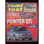 Road Test 52 2/95 Vw Pointer Gti Fiat Duna Cl Ford Fiesta