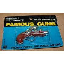 1970 Flintlock - Coleccion Replica De Pistolas Famosas-