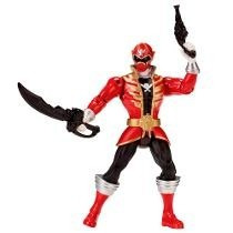 Power Ranger Super Megaforce Red Ranger Muñeco 38161