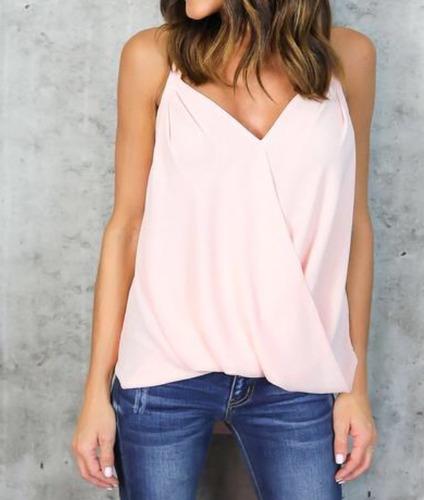 Blusas para mujer Limonni LI171 Basicas