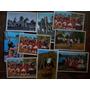 Paraguay Lote De 18 Postales Indios Duplicacion