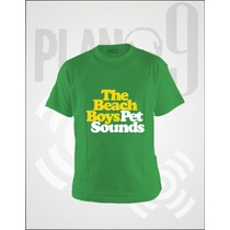 Remeras Estampadas The Beach Boys Pet Sounds
