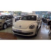 Volkswagen The Beetle 1.4 Tsi Dsg Blanco-rojo Entrega Ya !!