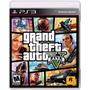 Gta V Grand Theft Auto V 5 Físico Ps3 Sellado   Ps3   Local