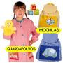 Moldes Imprimibles De Guardapolvos Y Mochilas