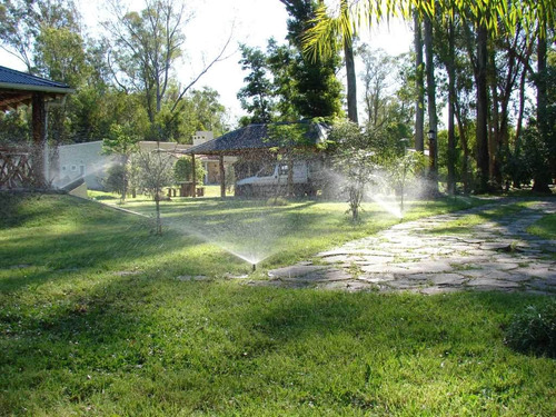 Instalaci n de riego x aspersi n y goteo riego automatico for Riego automatico jardin