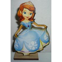 20 Souvenirs Fibrofacil Princesa Sofia + Central