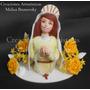 Virgen María 20cm Comunión