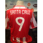 Camiseta De Paraguay Copa America 2011 Santa Cruz