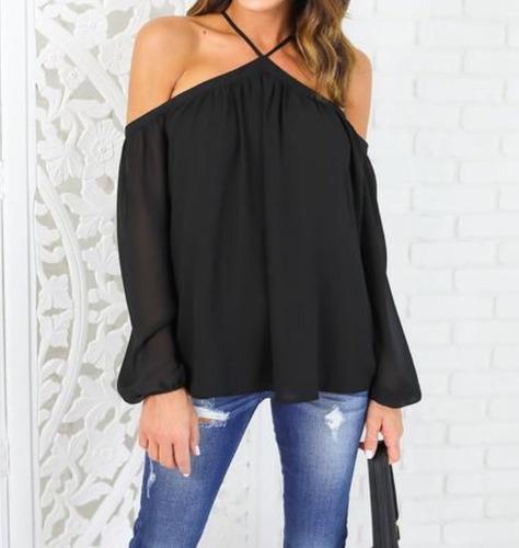 Blusas para mujer Limonni LI185 Casuales