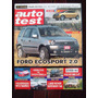 Auto Test 152 6/03 Ford Esco Sport Volkswagen Passat