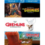 Blu-ray The Goonies + Gremlins 1 & 2 / Incluye 3 Films