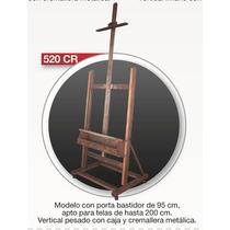 Atril Profesional Para Pintor. Marca Libra Mod.520