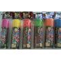 Serpentina En Aerosol (x 12 U.)-cotillón-varios Colores!!!