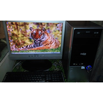 Pc Gamer Computadora Monitor Teclados Mause Placa De Video
