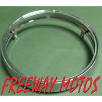Aro Farol Delantero Honda Twister Original En Freeway Motos!