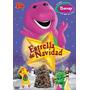 Barney 14 - Estrella De Navidad - Dvd Original Nuevo