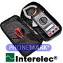Pinza Amperometrica Interelec Ksr-266 Gran Calidad Y Precio