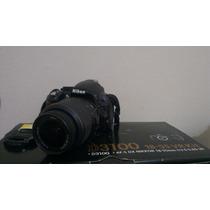 Nikon D3100 4900 Disparos, Lente 18-55,memoria 4gb+ Mochila