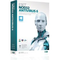 Nueva Versión Eset Nod32 Antivirus 6 Original No Trucho