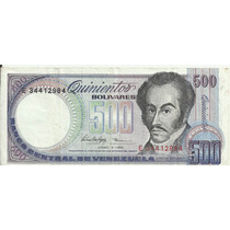 Venezuela 500 Bolivares